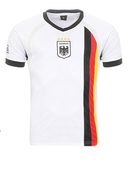f7605bdcd Matyfashion, collezione uomo/donna, T-shirt della Germania da calcio dei  mondiali