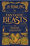 capa de Fantastic Beasts and Where to Find Them - The Original Screenplay (Versão Americana)