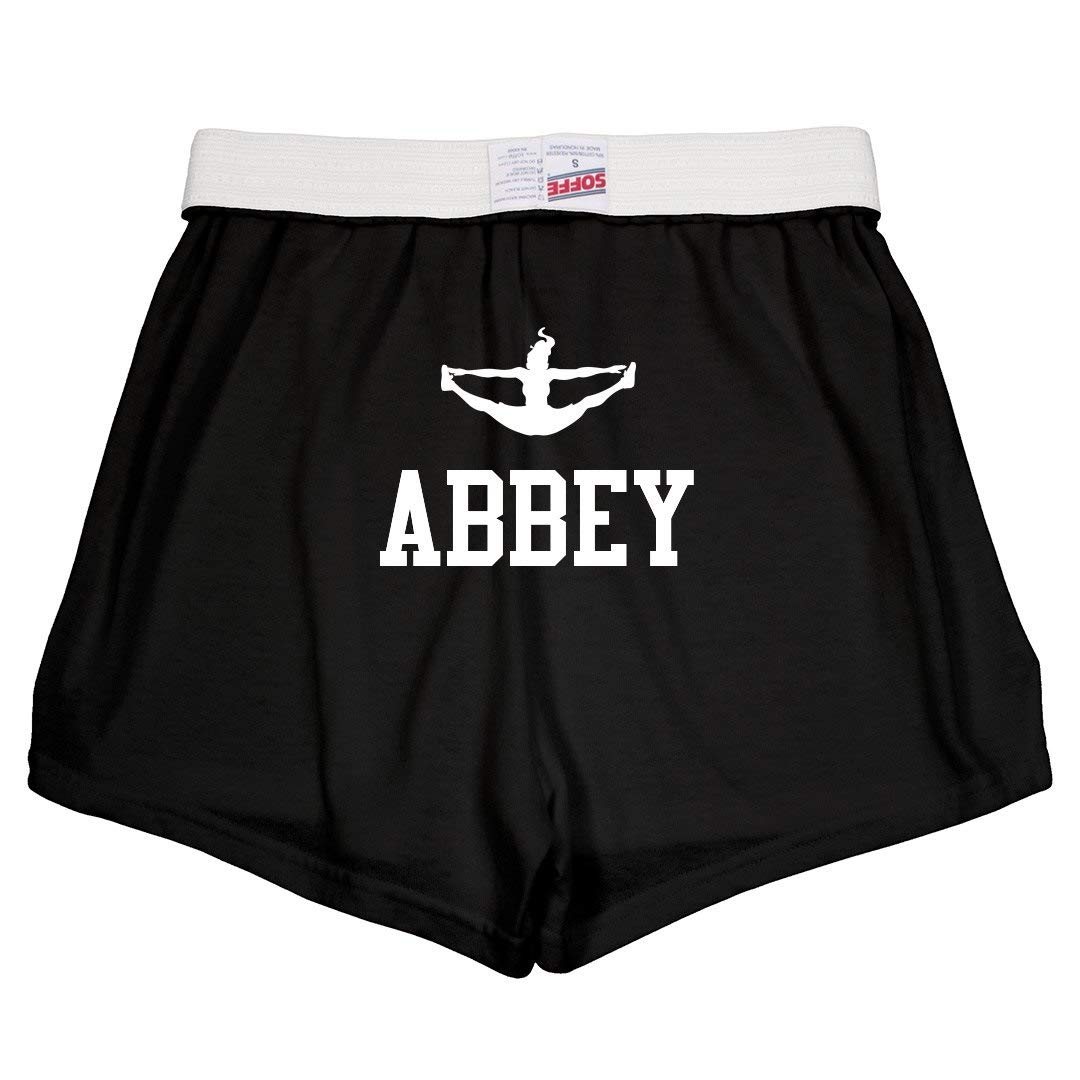 Abbey Cute Cheer Practice Youth Soffe Shorts