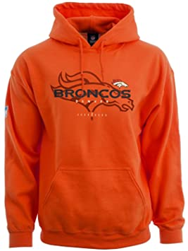 NFL Football Denver Broncos Sudadera Sudadera con capucha suéter para Great Value, naranja, large: Amazon.es: Deportes y aire libre
