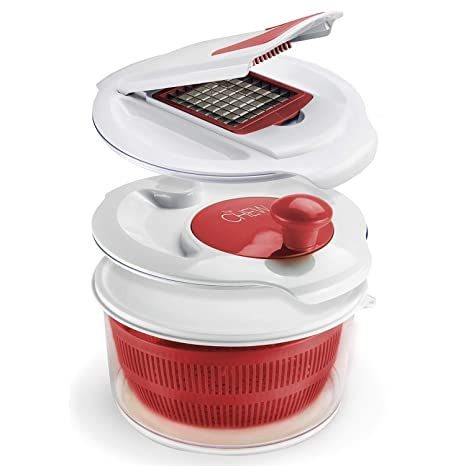 La Masticar Chef s Helper Turbo Prep 10 unidades: Amazon.es ...