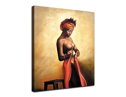 Girl with afro nude useful