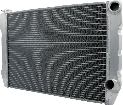 Allstar Performance ALL30037 31'' Width x 19'' Tall x 3'' Diameter Aluminum Dual Pass Radiator by Allstar