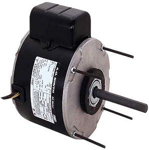 AO Smith UHH1036NB Unit Heater, 5.6-Inch Frame Diameter, 1/3-HP, 1100-RPM, 230-Volt, 1.7-Amp, Ball Bearing Motor