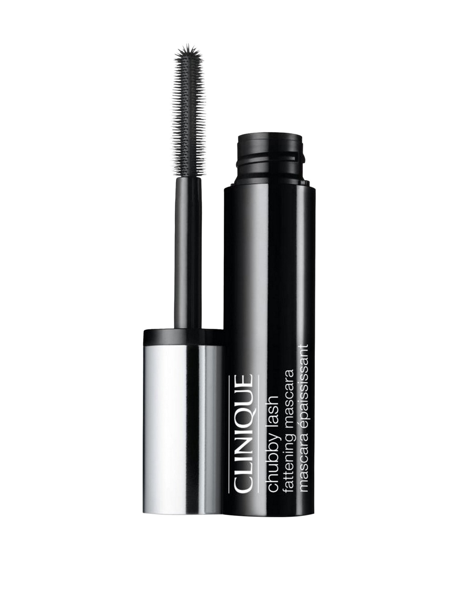 Clinique Women's Chubby Lash Fattening Mascara, 01 Jumbo Jet, 0.3 Ounce by Clinique (Image #1)
