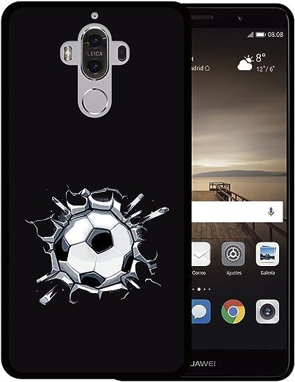 WoowCase Funda para Huawei Mate 9, [Huawei Mate 9 ] Silicona Gel ...