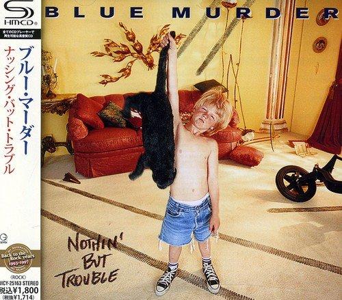 Cd Shm (Nothing But Trouble SHM-CD)