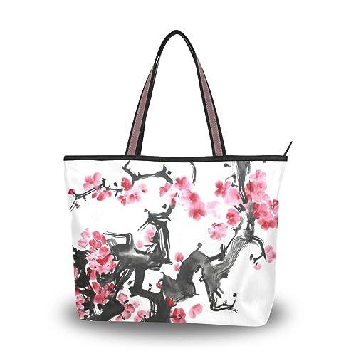 Amazon.com: Bolsas de hombro con asa superior para mujer ...