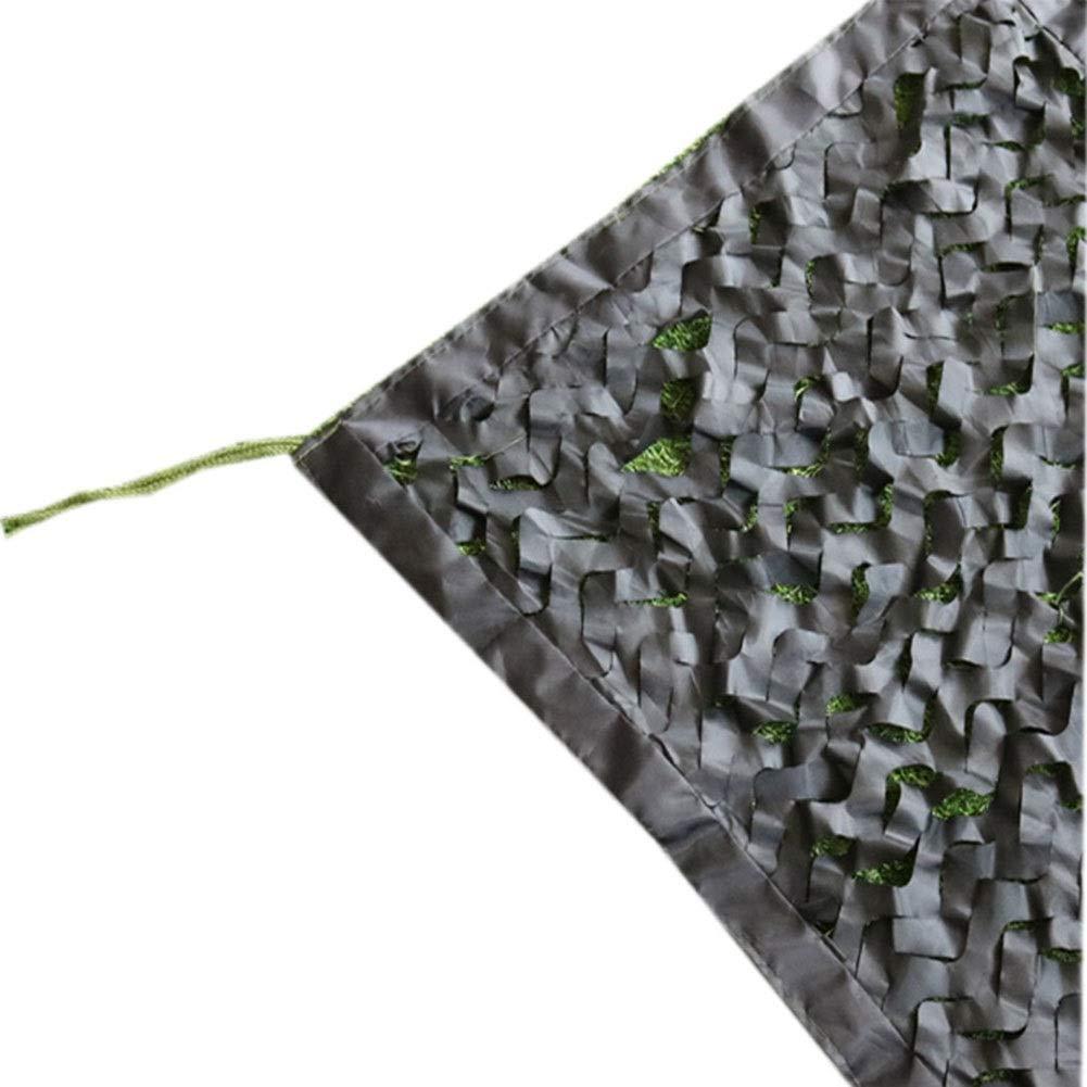 遮光網 黒 迷彩ネット パティオ バルコニー 山 カバー 迷彩ネッティング、 43サイズ 縦断勾配 E (Color : 黒, Size : 6×8m) 黒 6×8m