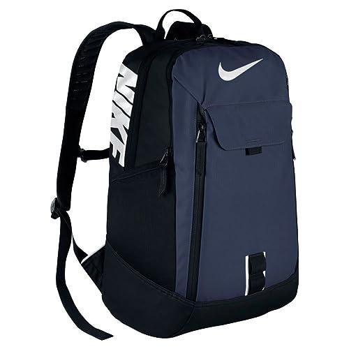Amazon.com  Nike Alpha Adapt Reign Backpack - Navy  Clothing d2f211361cc9