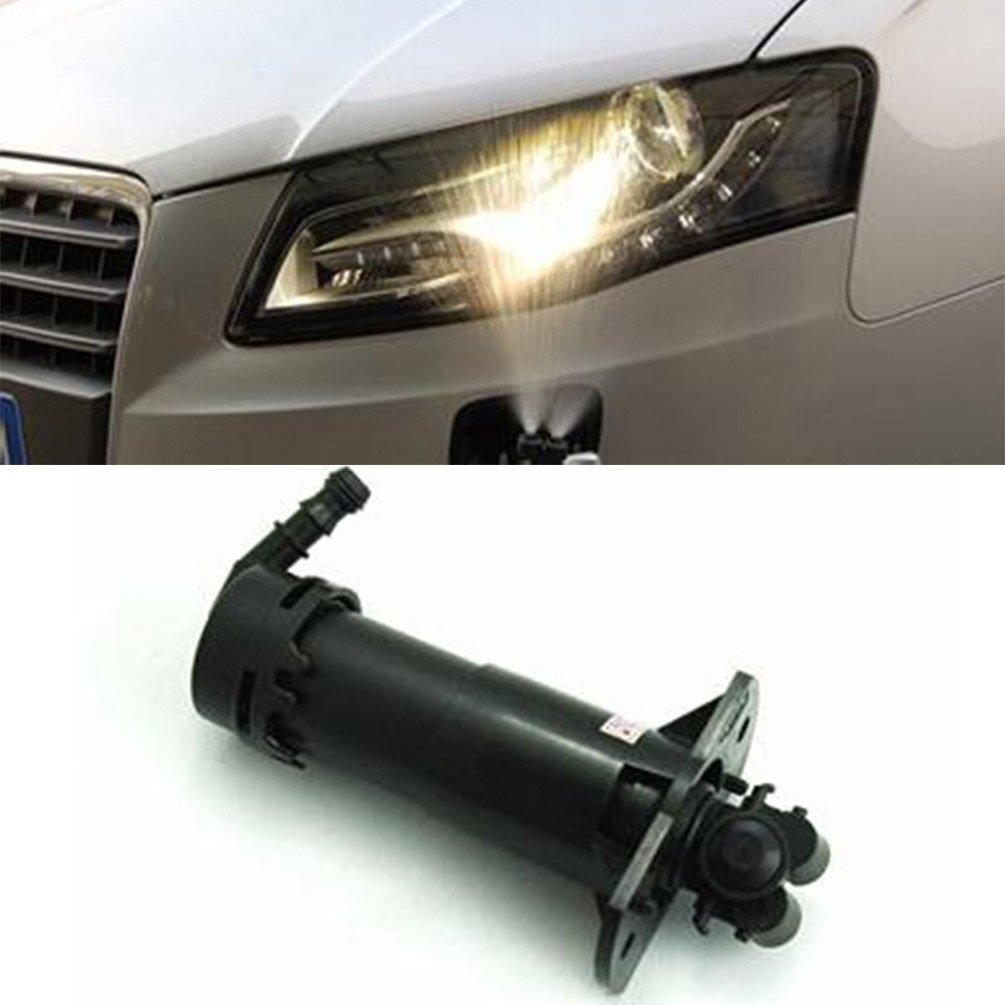 jcsportline derecho Faro arandelas limpiaparabrisas boquilla para Audi Q7 2007 - 2013: Amazon.es: Coche y moto