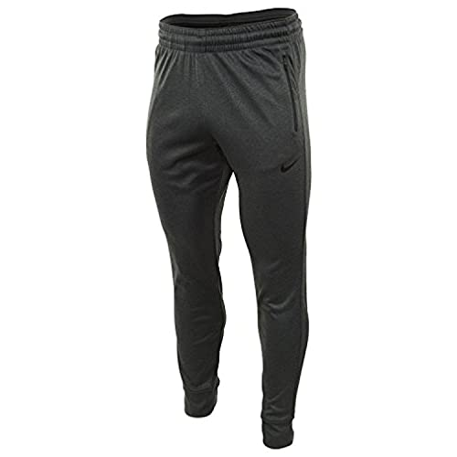 Nike Men's Elite Cuffed Basketball Pants - Medium - Black