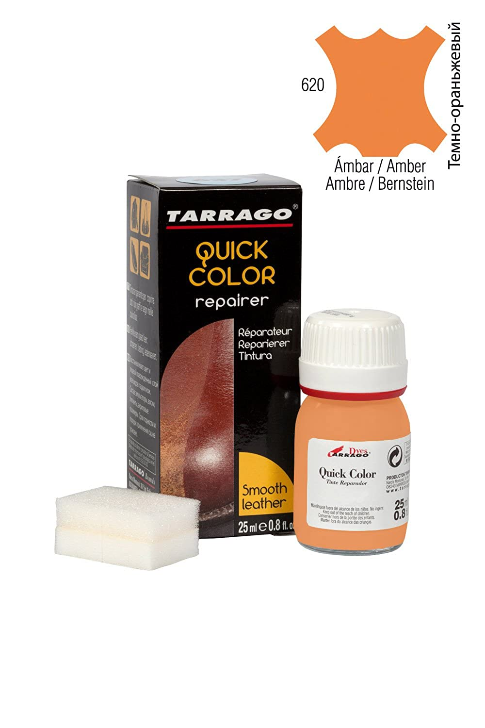 Buy tarrago self shine color dye 25ml. Double #40 smoke gray and other polishes & dyes at amazon. Com. Our wide selection is eligible for free shipping and free returns.