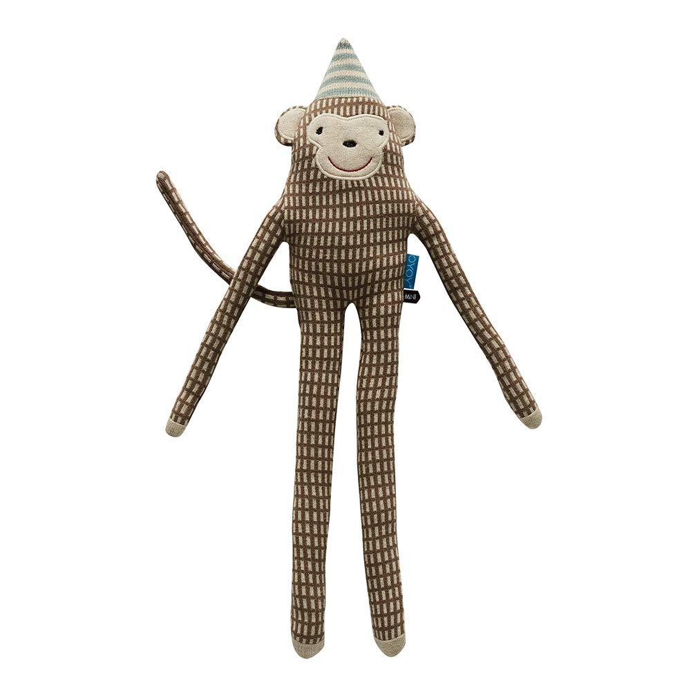 Mr. Nelsson OYOY Cuddly Toy Monkey