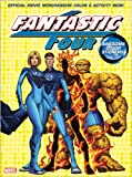 Fantastic Four Color and Activity Book - Stickers, , 069622397X