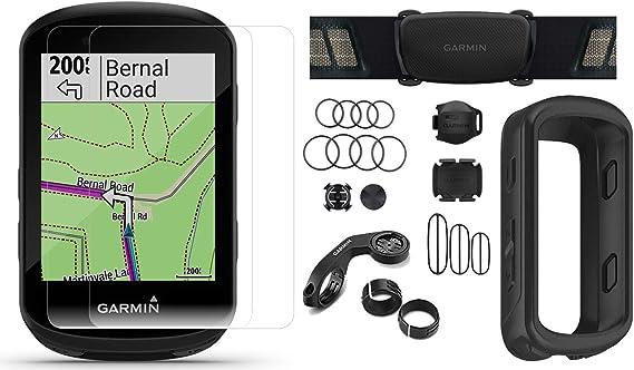 Garmin Edge 530 (2019 Version) Paquete de Bicicleta | navegación, Soportes para Bicicleta | GPS Bicicleta computadora