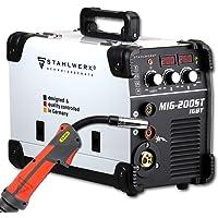 Stahlwerk MIG 200 ST IGBT - Equipo