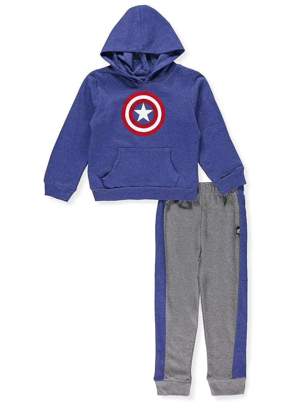 Captain America Boys' 2-Piece Pants Set Outfit