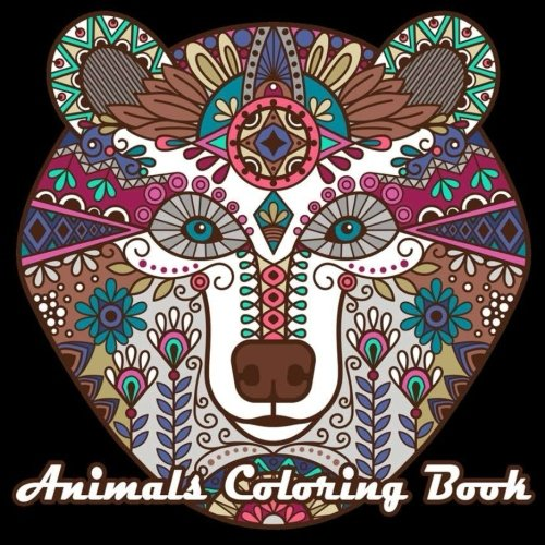 Animals Coloring Book: Coloring Pages for Teenagers, Tweens, Older Kids, Boys, & Girls, Zendoodle