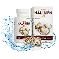 1 Box (30 Capsules) Tinh Hau Bien OB, Sea Oysters - Male Physiology - Helps to Boost...