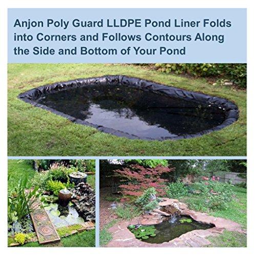 The 8 best pond liner underlay alternative