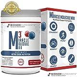 Nitric Oxide Cardiovascular Heart Supplement - by BioNox Nutrients - M3 Miracle Molecule Max - Arginine Citrulline Beet Root Powder Antioxidant Heart Health Powder