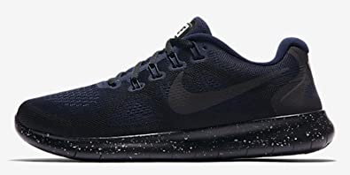 purchase cheap 53817 584cd ... Nike Damen Free Run 2017 Shield Laufschuhe, Schwarz (BlackBlack-Black-  ...