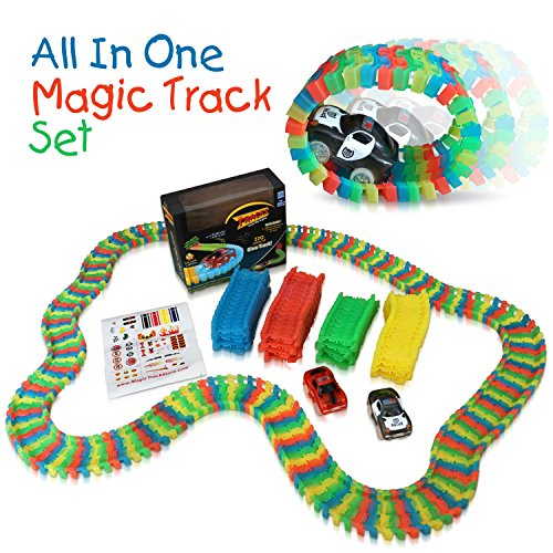 Tomi Tracks Glow in The Dark Race Car Track - 220 Flexible for sale  Delivered anywhere in Canada