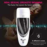 Automatical Electric Male Sucker Toys Oral Cup