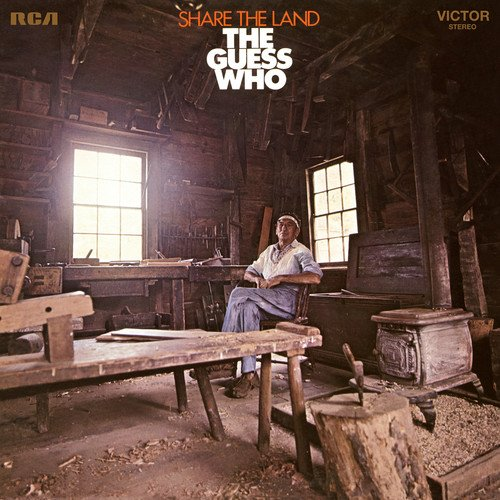 Share The Land -Iconoclassic -2016 Remaster- Expanded Edition -3 Bonus - Guess Stores Uk