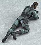 Max Factory Metal Gear Solid 2: Solid Snake Figma Figure(Discontinued by manufacturer)