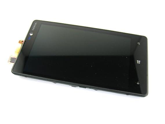 Amazon.com: Para Nokia Lumia 820 ~ Full visualización LCD + ...