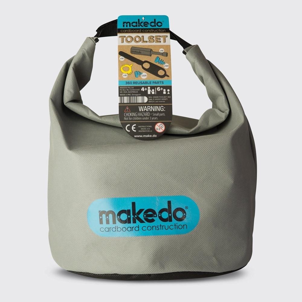 Makedo Cardboard Construction Toolset