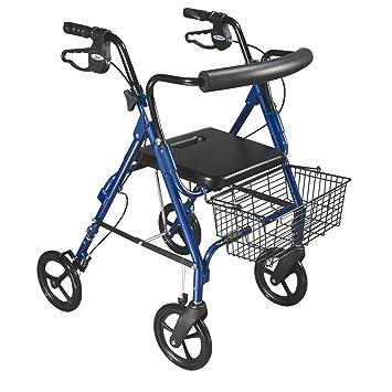 Amazon.com: DLite andador con ruedas andador con ruedas 8