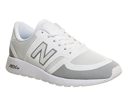 91ee56c5c619 new balance Men s 420 White Sneakers - 8 UK India (42 EU)  Buy Online at  Low Prices in India - Amazon.in