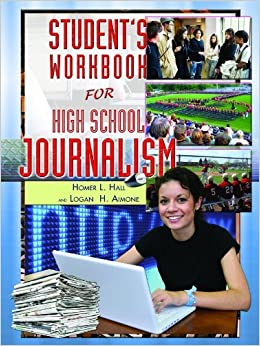 Book Student's Workbook for High School Journalism by Homer L. Hall (2008-09-01)
