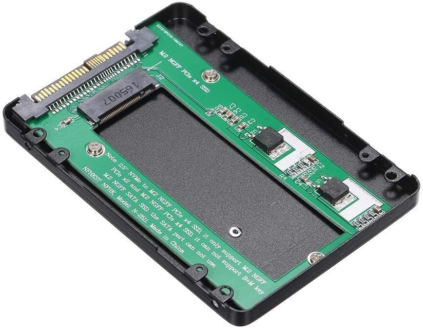 Huacaili Disco Duro y Accesorios 2.5in PCI-E SSD a M.2 NGFF PCIe ...