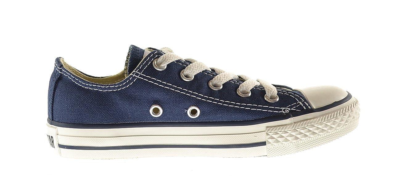 Converse Chuck Taylor All Star mode Wash Neon Ox, Baskets mode Star mixte enfant 28 EU|Navy 2ccd97