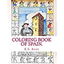 Coloring Book of Spain.