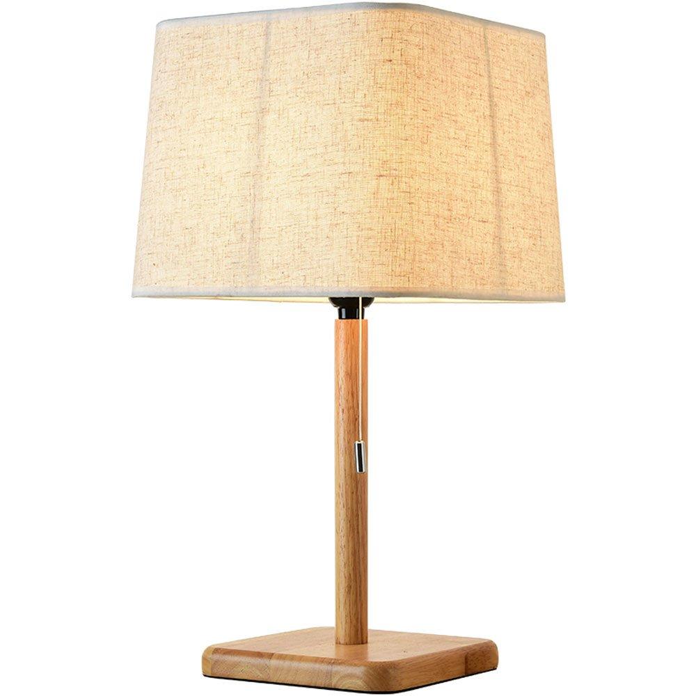 HTZ Europäische Kreative Tischlampe Kunst Schlafzimmer Nacht Wohnzimmer Studie Raumdekoration Tischlampe E27 Lampe 49x26 Cm A++