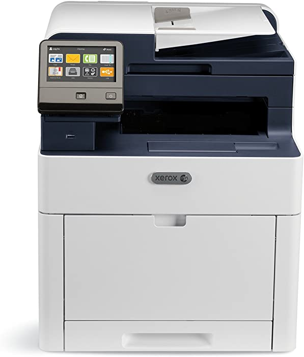 Xerox WorkCentre 6515/DN Color Multifunction Printer, Amazon Dash Replenishment Ready