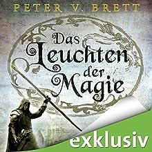 Das Leuchten der Magie (Demon Zyklus 5) Hörbuch von Peter V. Brett Gesprochen von: Jürgen Holdorf