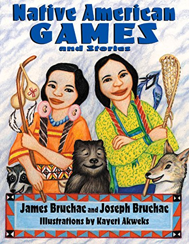 Download Native American Games and Stories ebook