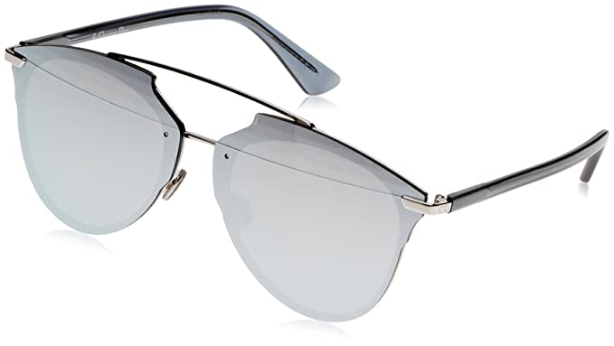 e7143a5f1606 Amazon.com  Christian Dior Dior Reflected P S60RL Palladium Grey ...