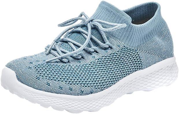 Zapatillas Deportivas para Mujer - Zapatos Sneakers de Malla ...