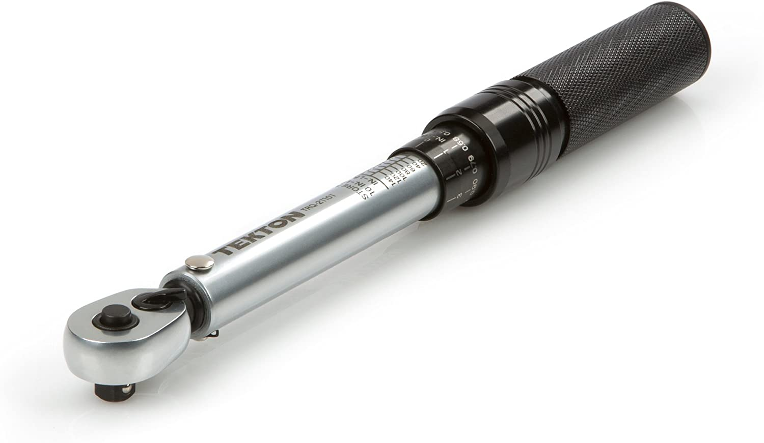 10-150 In.-Lb Tekton Trq21101 1//4-Inch Drive Dual-Direction Click Torque Wrench