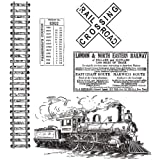 Stampers Anonymous CMS-127 Tim Holtz Cling Rubber Stamp Set, 7 by 8.5-Inch, On The Railroad
