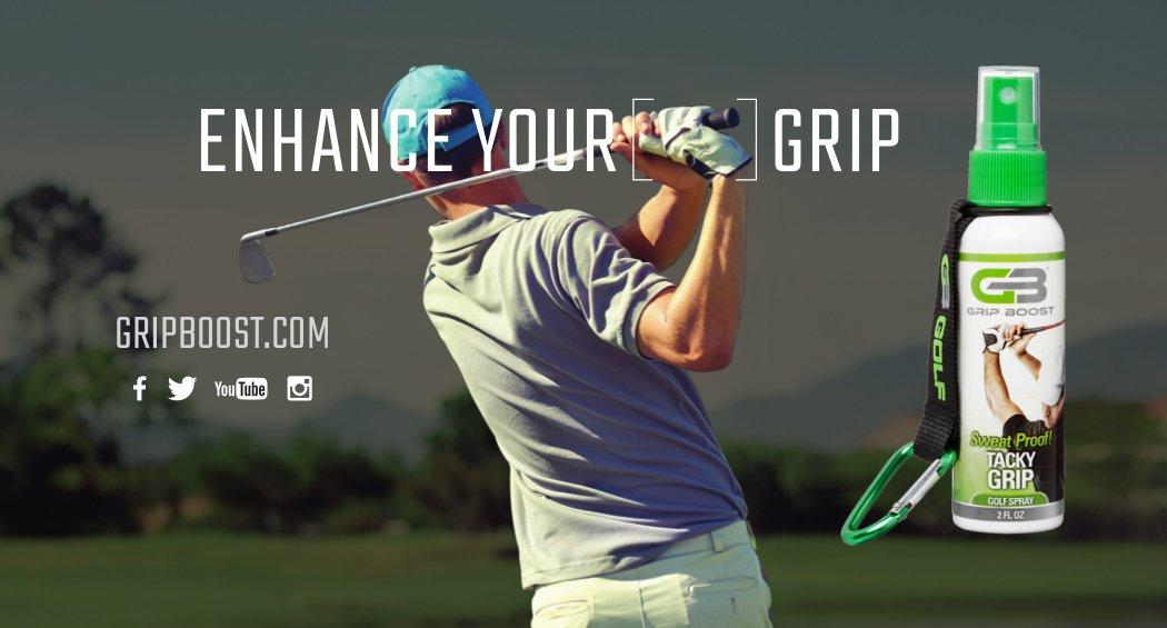 Grip Boost Sweat Proof Grip Enhancing GB Golf Spray 2oz. by Grip Boost (Image #5)