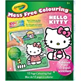 Crayola Color Wonder Book, Hello Kitty