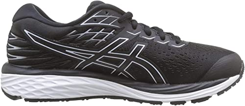 ASICS Damen Gel-Cumulus 21 Running Shoe, Nero Black White 001